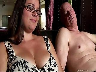 Cute Chubby Honey Loving Fucking And A Mouthful Of Cum