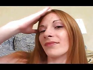 Freckled Redhead Teen Allison Dp