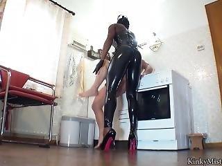 Mistress Kiana Strap On