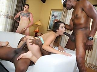 Melissa Moore Is Addicted To Bbcs - Cuckold Sessions