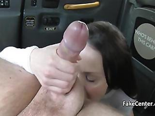 Babe Got Her Ass Hole Nailed In Cab