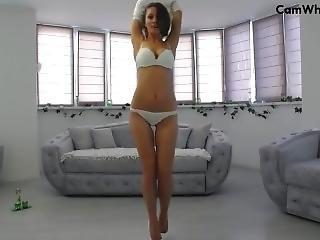 Xquisite Long Legs Femme Fingerz Pussy To Orgazm ~ ????n???? #2