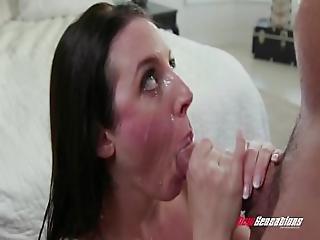 Angela White Fucking Hung Younger Guy