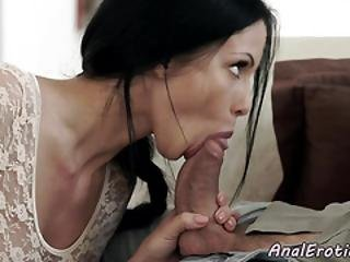 Alluring Babe Fucked In Tight Ass