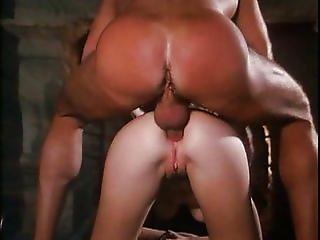 すべての穴, 肛門の, アジアン, ブロンド, フェラチオ, カップル, 精液, ファッキング, 舐める, メイド, オーラル, セックス, 膣, ビンテージ