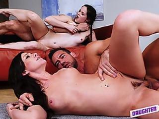 Jenna Ross And Jennifer Whites Pussies Fuck Hard