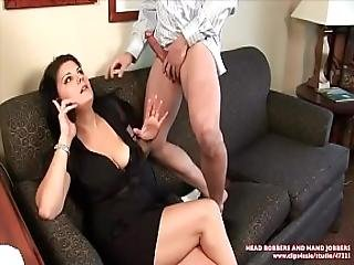 Mhbhj - Horny Slut Railed By Boss Erin Marxxx