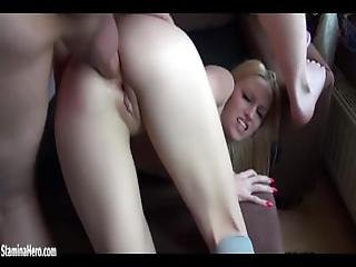 Serious Anal Creampie Awaits Lucy%27s Tight Ass
