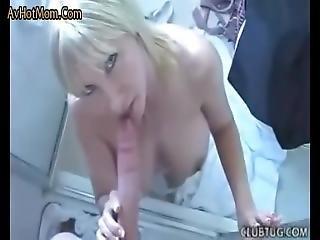 Keri Lynn Shower With Son