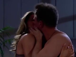 Darin Brooks - Shirtless/kissing/making Out/tongue Down/grinding/stroke
