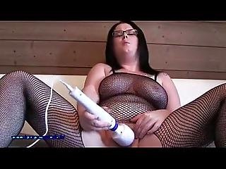 Hot Lesbo Action-high Voltage Pussy