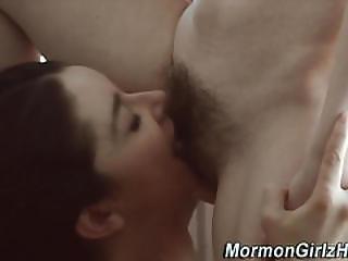Redhead Mormon Tongues