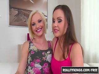 Realitykings - Euro Sex Parties - Liza Shay Tony Victor Solo Zazie Skymm - Bang Hard