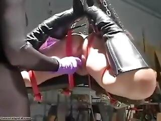 Jewel Marceau Tied Up And Orgasm