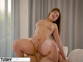 Tushy First Anal For Step Sister Leah Gotti
