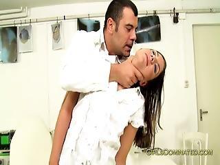 Dirty Doc Dominates Nurse