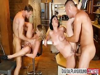 Digitalplayground   Couples Vacation Scene 5 Mia Malkova And Olive Glass