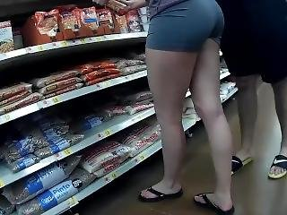 Tight short porn and shorts feet and