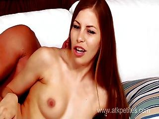 lesbians alex chance and brooklyn chase share cock