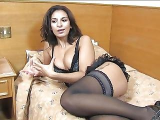 British, Escort, Indian, Pov, Stocking