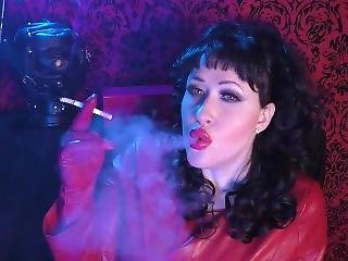 Joi Smoking Trance Erotic Hypnosis Edging Leather Mistress Mesmerize