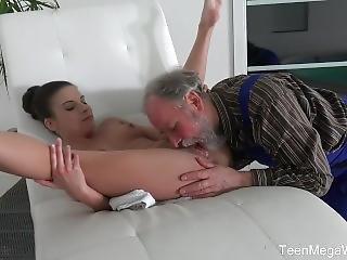 brud, brunett, hårdporr, gammal, äldre man, porrstjärna, ryska, små tuttar, Tonåring, ung