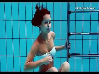 Super Hot Hungarian Teen Underwater Nata Szilva