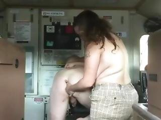 Trans Train Hopper Dykes Fuck In Sided Out Unit