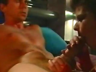 Peter North In A Cyber Sex Fantasy.
