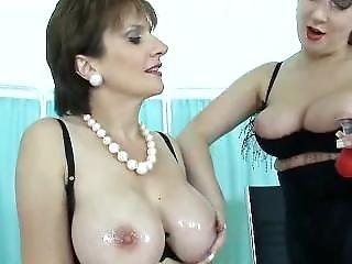 British Big Tits Play