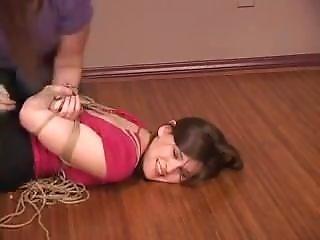 Bondage Behind The Scene