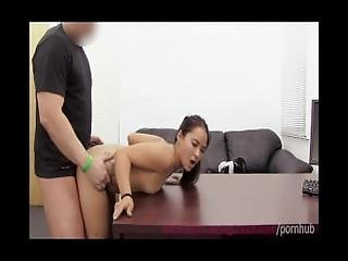Tiny Asian Awesome Ass Fuck %26 Anal Creampie