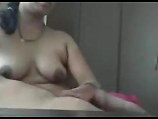 Asian Momente Der Tante Gefangen