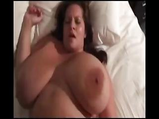 Very Hot Bbw Milf Enjoying A Hard Fuck And Gets Jizzed On