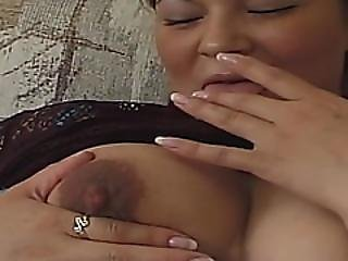 Hot Pregnant Babe Fucked Hard By Big Black And Big White Cock