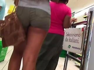 Hot Pants For Hot Ass