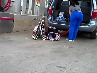 Soccer Mom From Seekbbw.net Huge Ass Vpl Car Wash Candid Wow