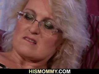 Lusty Mom Seduces Her Son S Gf