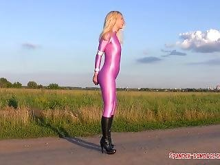 Pink Bondage
