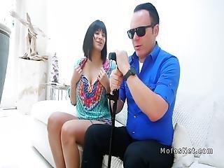 Cheating Latina Wife Bangs Big Dick