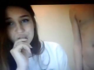 Young Girl Estonia