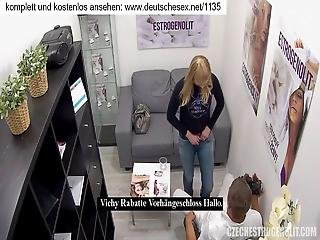 Beautiful Woman Fucked By The Doctor After Taking The Pill