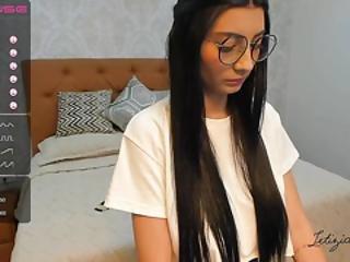 Geek meisje is een slet
