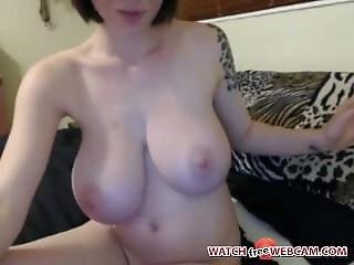 Pale Cam Model With Big Natural Boobs