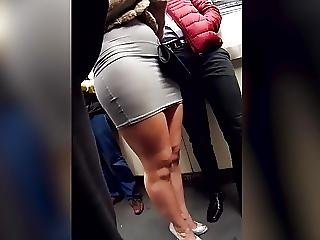 Upskirt Biggest Slut