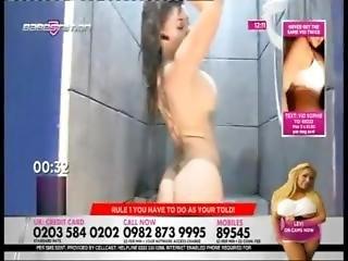Sophie Hart Shower