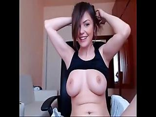Busty Babe Toying - Penisillo Cam Whores