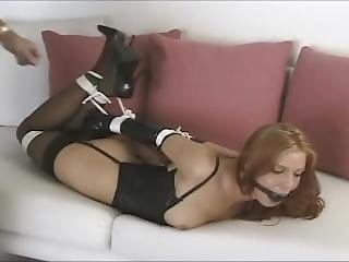 Ball Gagged And Bound 1