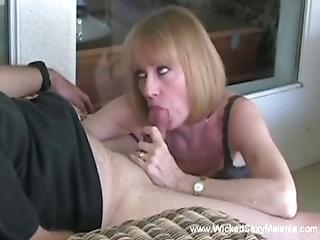 blonde, sperme, éjaculation, gode, branlette, lingerie