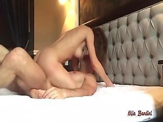 Rough Sex In The Hotel Room. Cum Inside Me. Mia Bandini